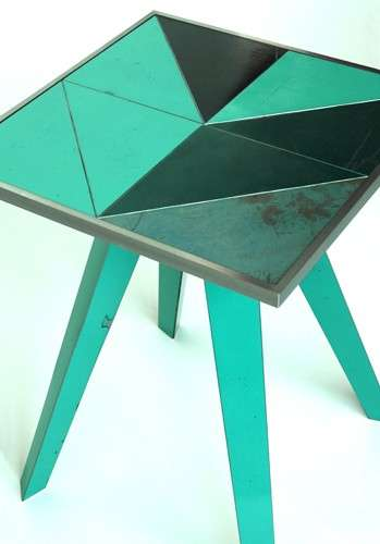 Metal Patchwork Furniture