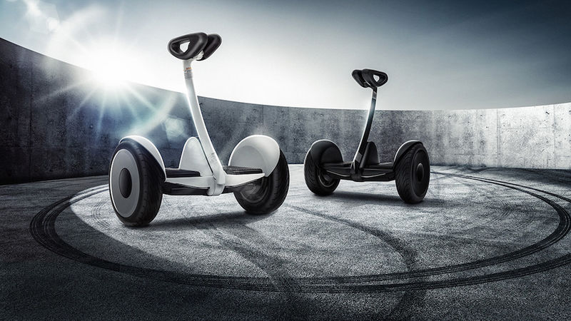 Affordable Self-Balancing Scooters