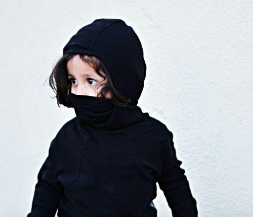 Gender-Neutral Ninja Costumes