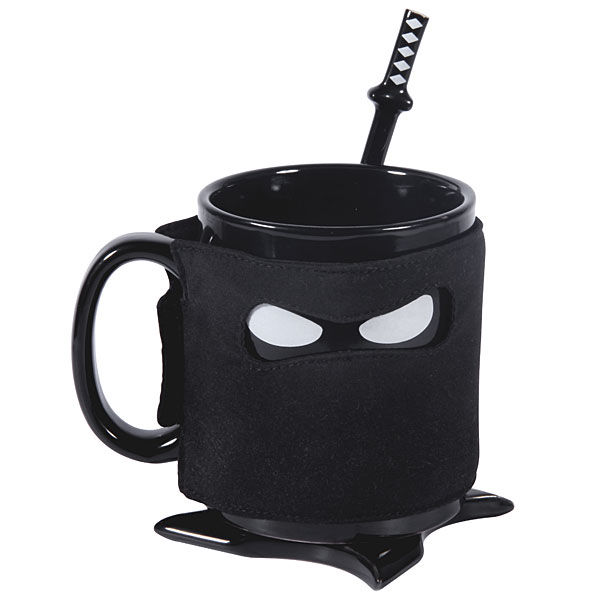 Masked Warrior Mugs