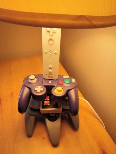 Controlling Gamer Lamps