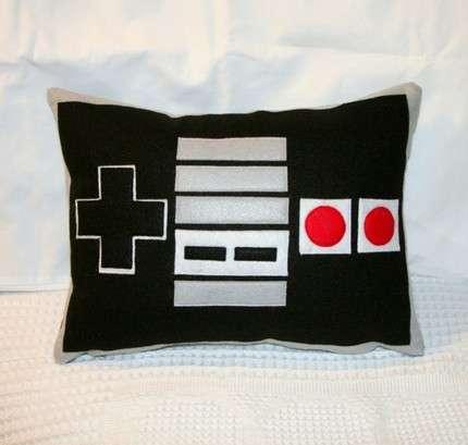 Retro Gamer Cushions