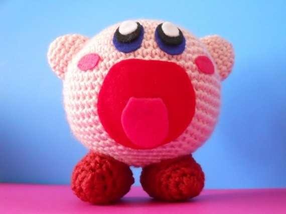Knit Gamer Toys