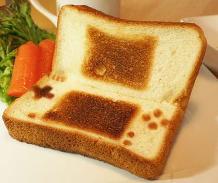Bread for Gamers