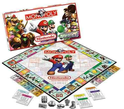 Video Game Board Games