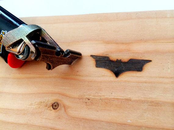Vigilante-Branding Irons