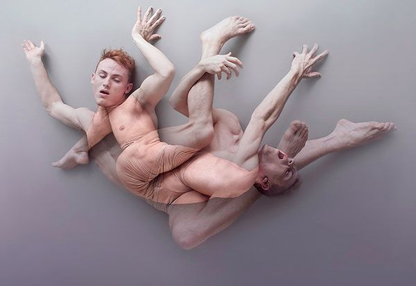 Intricate Layered Dance Photography