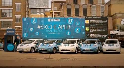 Electric Car Campaigns