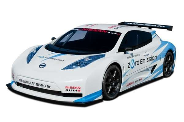 Race-Ready EV Makeovers