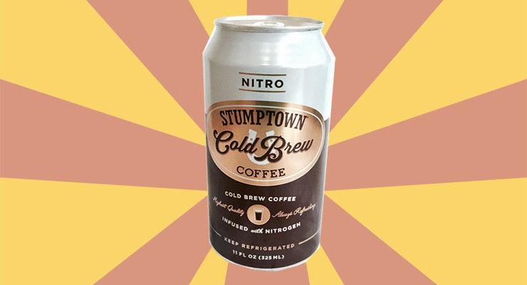 Nitro-Infused Cold Brews