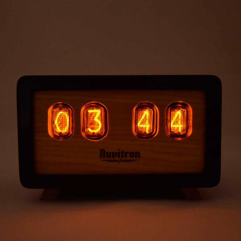 Nixie Tube Timepieces