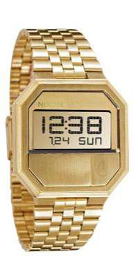 Gold Hipster Timepieces