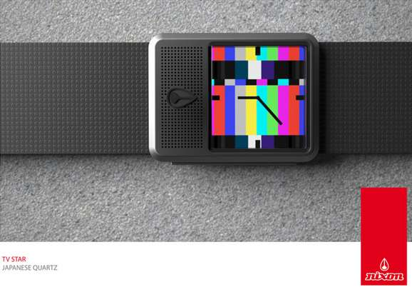 80s-Inspired Watches