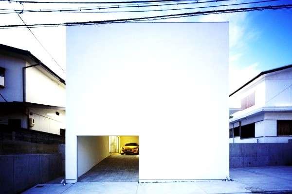 Minimalistic Cubist Confines
