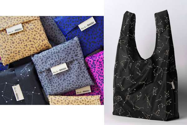 Constellation-Covered Totes