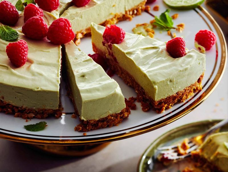 Avocado Cheesecake Recipes