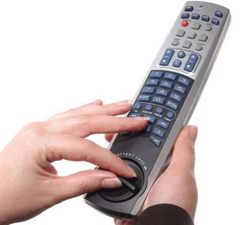 Eco-Friendly Universal Remote Controls