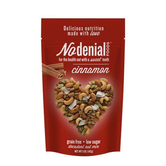 Low-Sugar Trail Mix Snacks