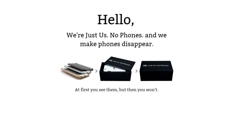Smartphone Lock Boxes
