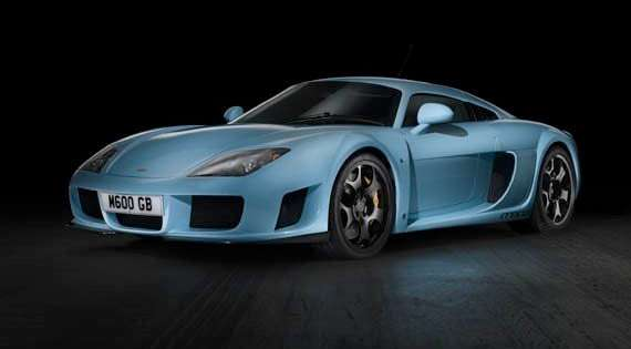 Space-Age Supercars