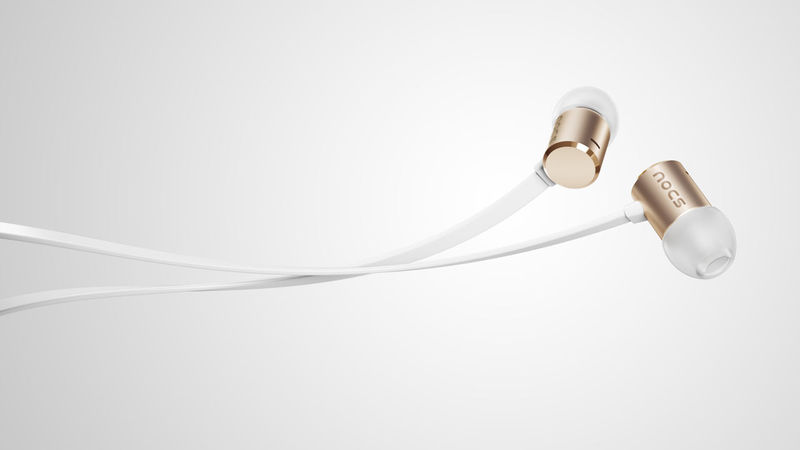 Luxe Metal Earphones