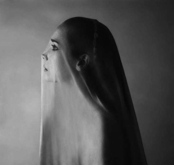 Powerful Melancholic Self-Portraits