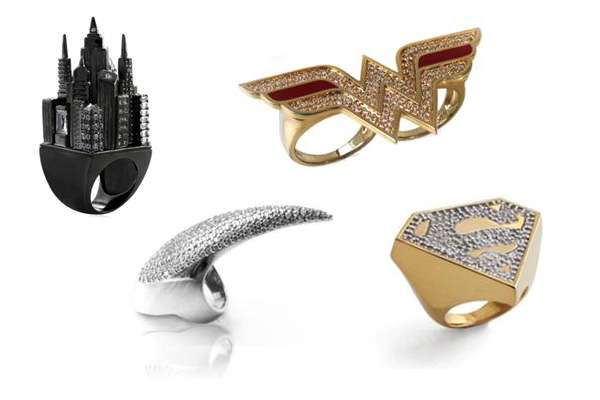 Luxury Superhero Accessories