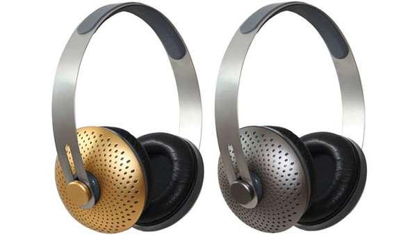 Recyclable Cornstarch Headphones