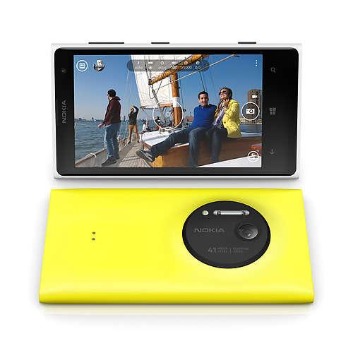 Camera-Copying Smartphones
