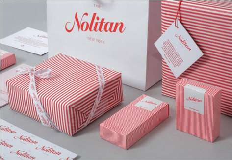 Candy Stripe Packaging