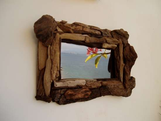 Recycled Sea Art