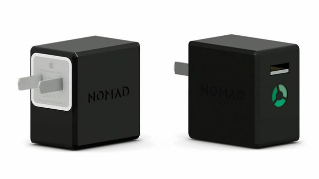 Ingenious Phone Batteries Nomadplus