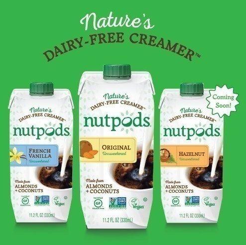 Nut-Based Creamers