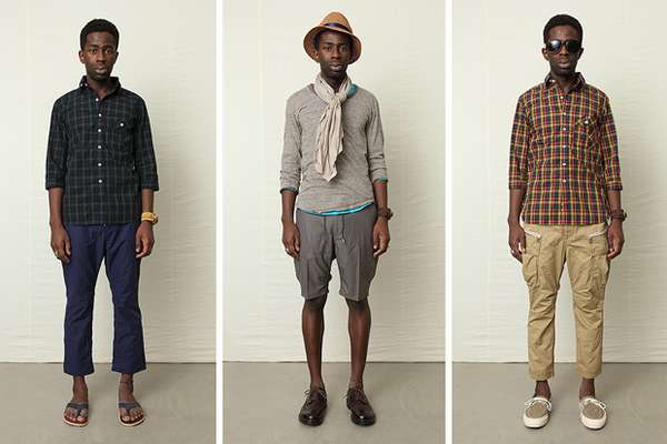 Nonnative 2011 Summer Lookbook