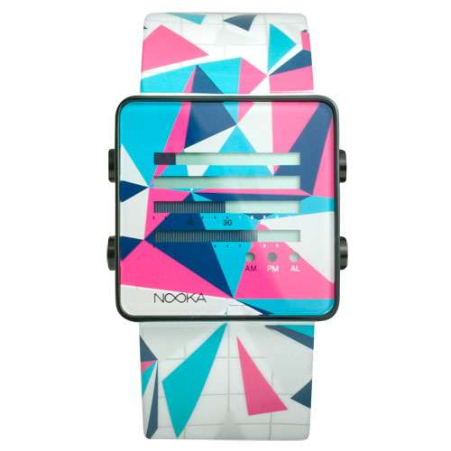 Picturesque Print Watches