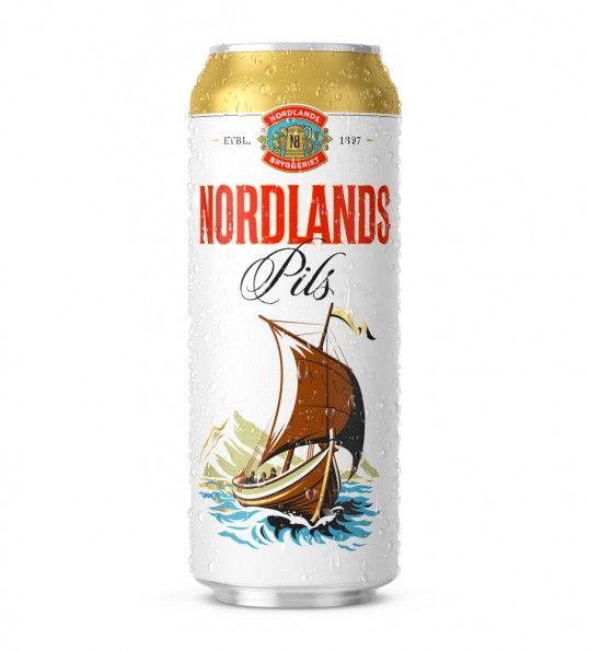 Modernized Heritage Beer Branding