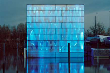 Fascinating Lava Lamp Facades