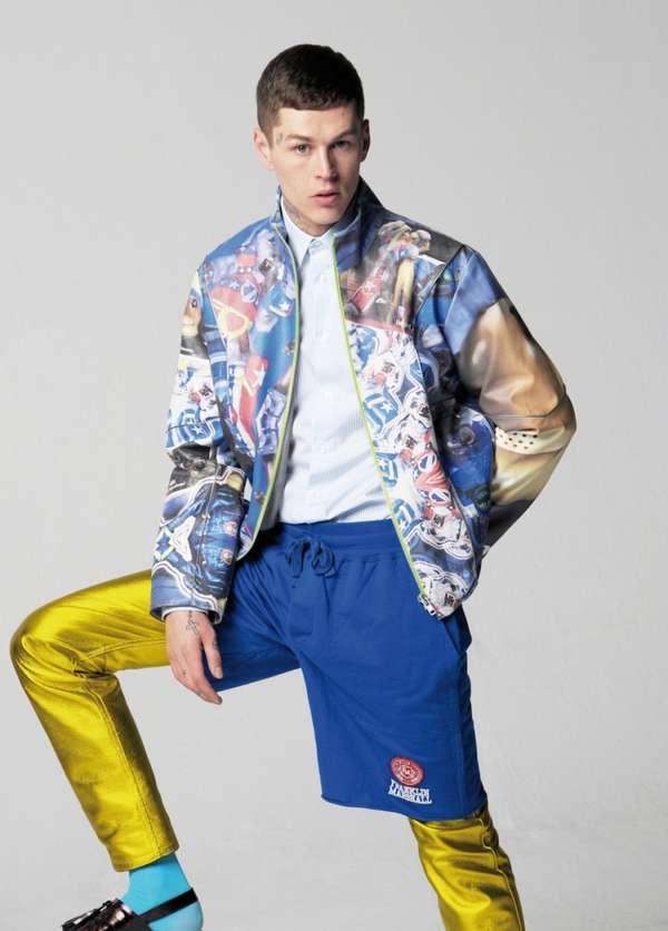 New Wave Sportswear Editorials