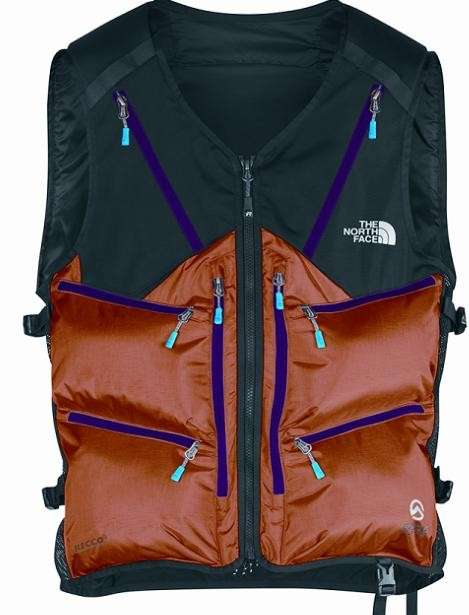 north face avalanche airbag