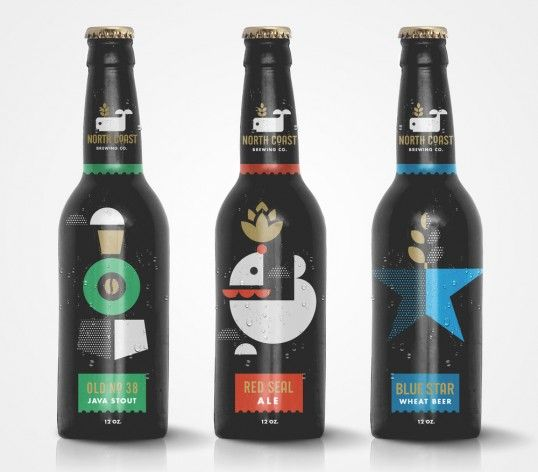 Boldly Basic Booze Branding
