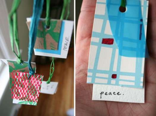 DIY Gift Tags
