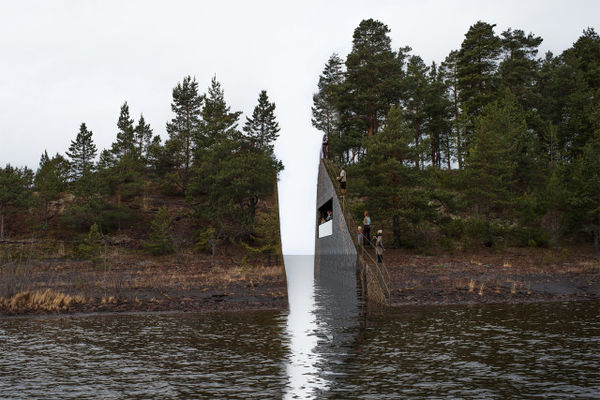 Nature-Transforming Memorial Sites