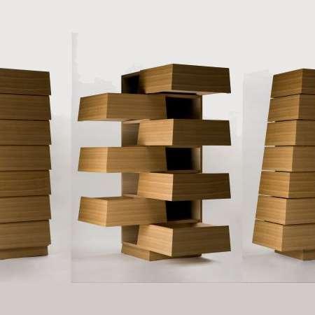 Jenga-Style Storage