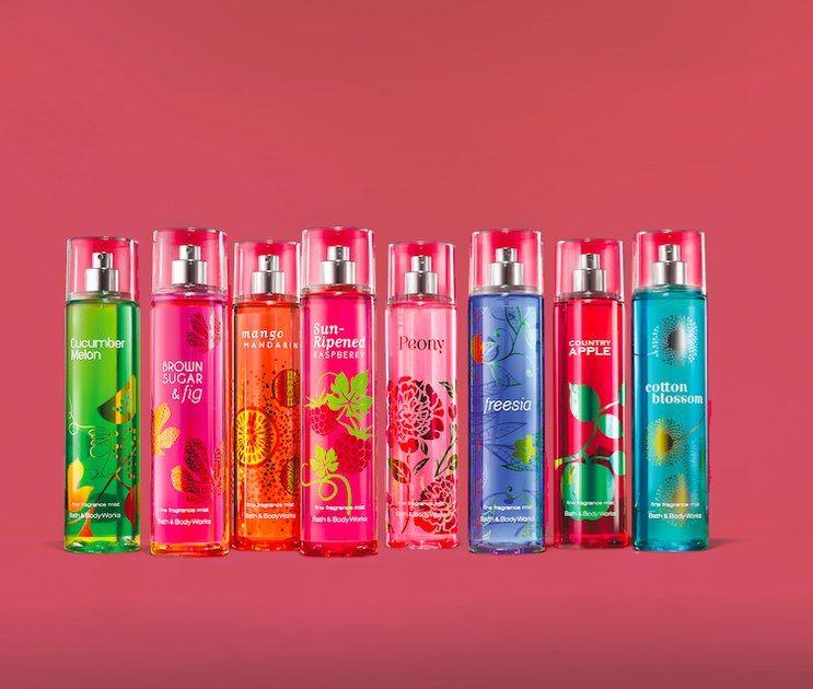 Nostalgic Fragrance Lines
