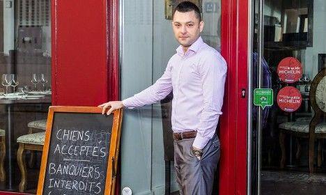 Banker-Banning Restaurants