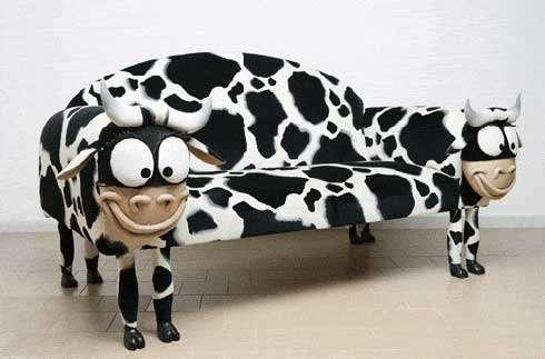 Animal Head Furniture