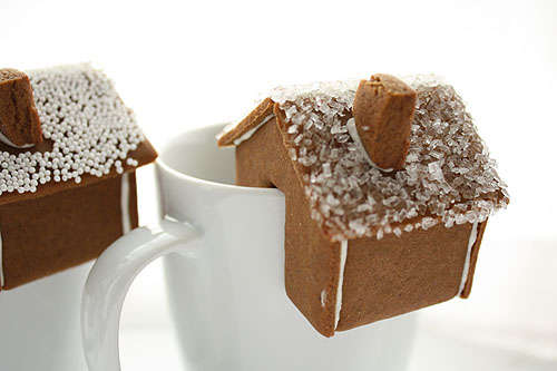 Not Martha DIY Cookie Houses