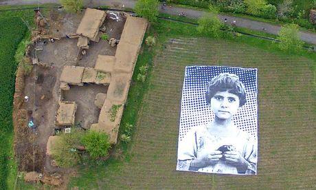 Gigantic Child Victim Portraits