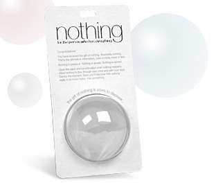Nothing (Now In a Box)