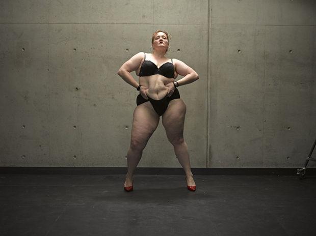 Plus-Size Dancer Portraits